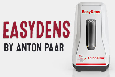 The EasyDens by Anton Paar!