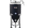 MoreBeer! Pro Conical Fermenter - 2 bbl With Reactor Cooling Rod and Jacket