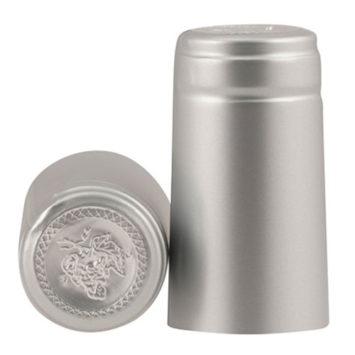 Shrink Sleeve - Silver - Case of 7,700