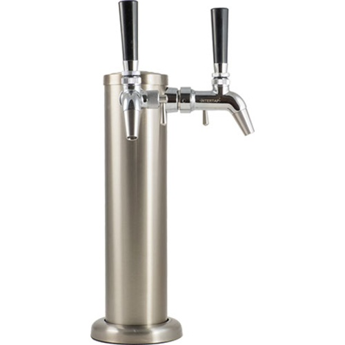 Stainless Steel Draft Tower With Intertap Flow Control