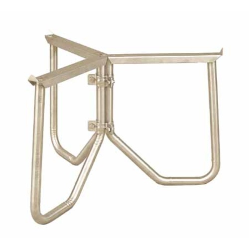 Variable Volume S/S Stand - 65 cm