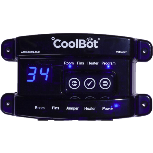 CoolBot - Walk-In Cooler Controller