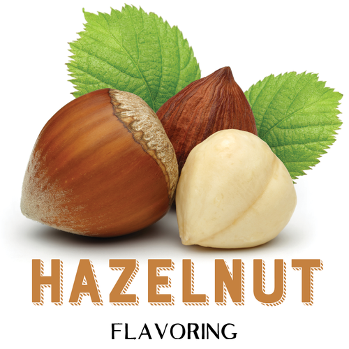 Hazelnut Flavoring (25 mL)